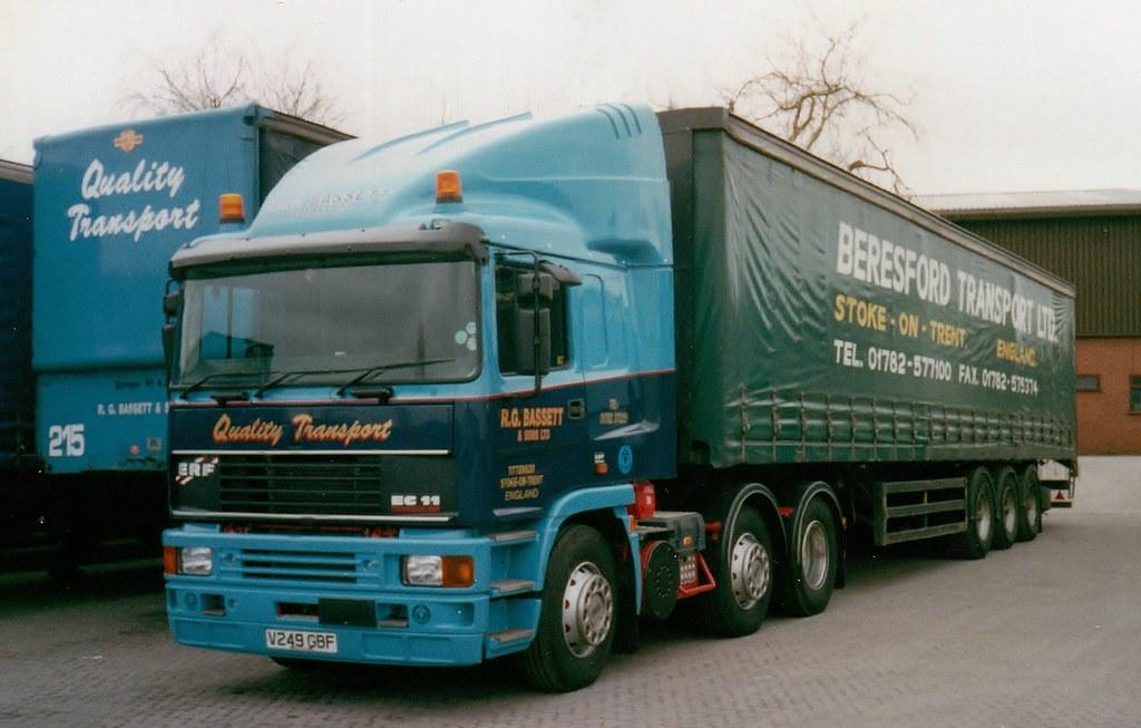 Российский рынок подержанных грузовиков замедлил падение