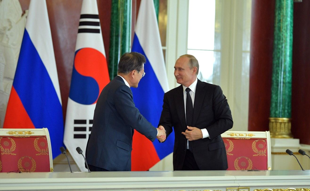 Южная Корея и Россия 1-2 октября обсудят соглашение о свободной торговле