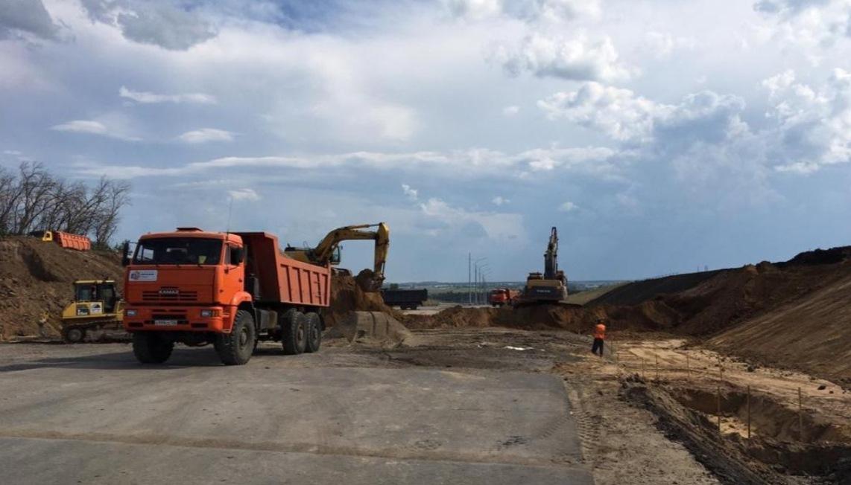 Сквозной проезд по обходу Лосево и Павловска откроют к концу июня