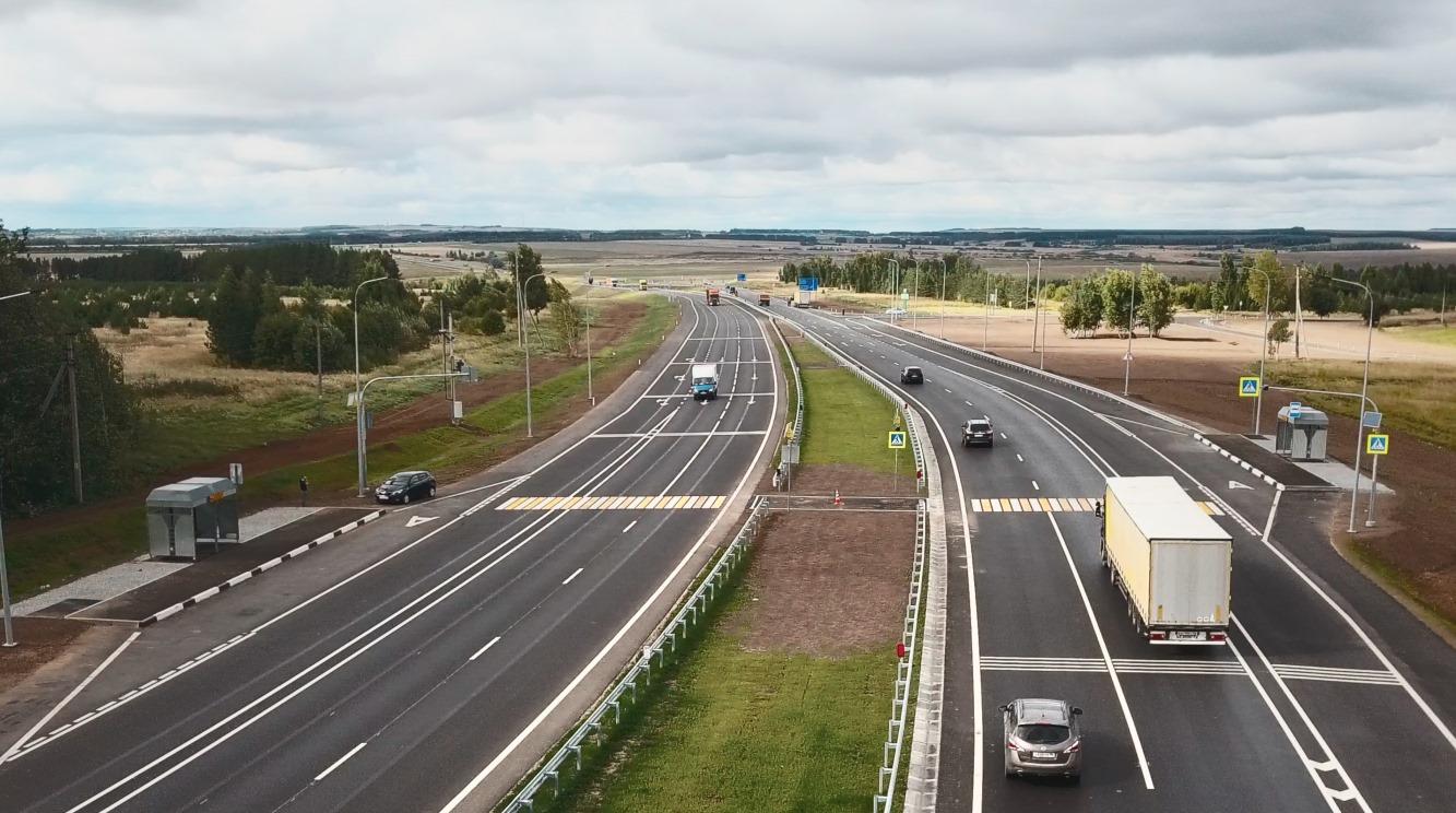 В Татарстане осветили все населенные пункты вдоль федеральных трасс