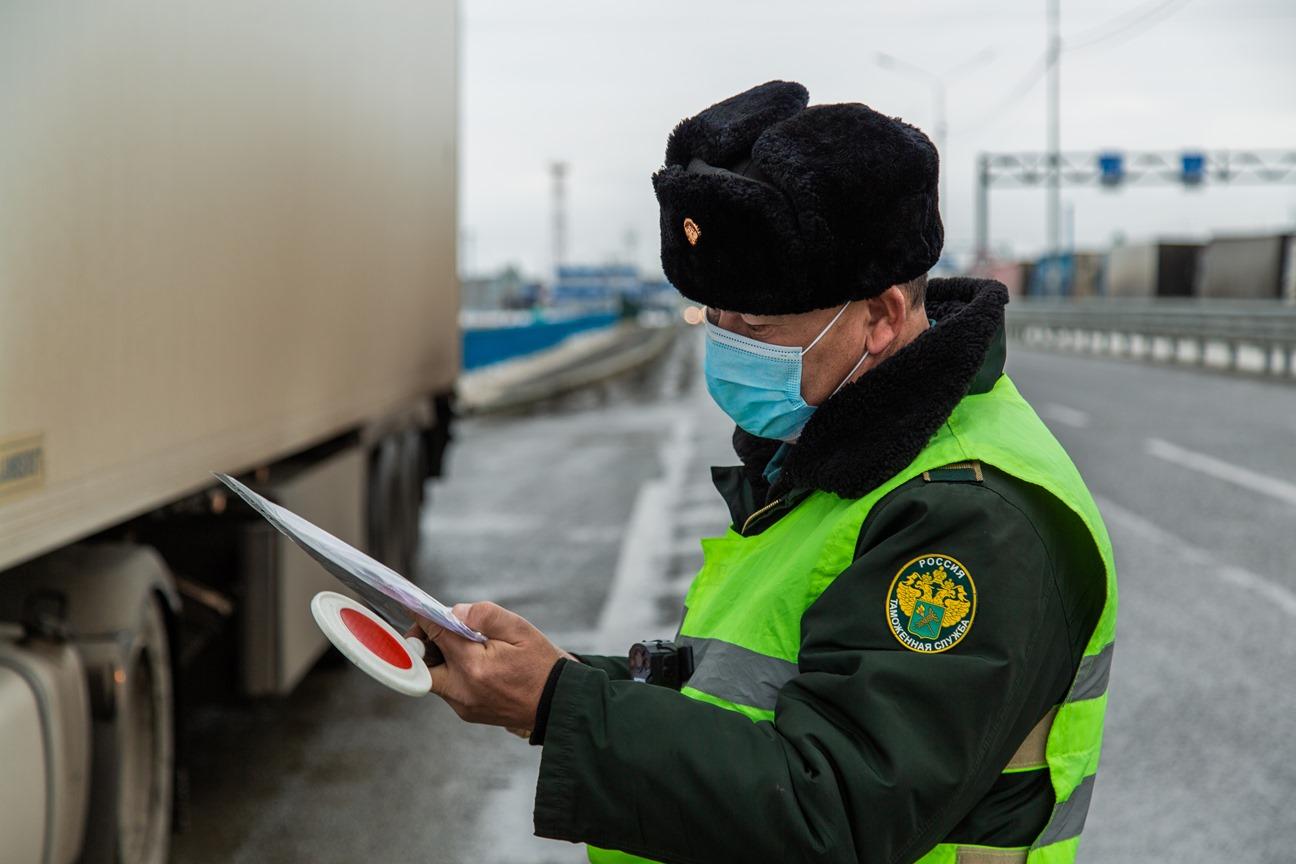 На границе с Китаем увеличат пропуск грузовиков через ДАПП «Полтавка»