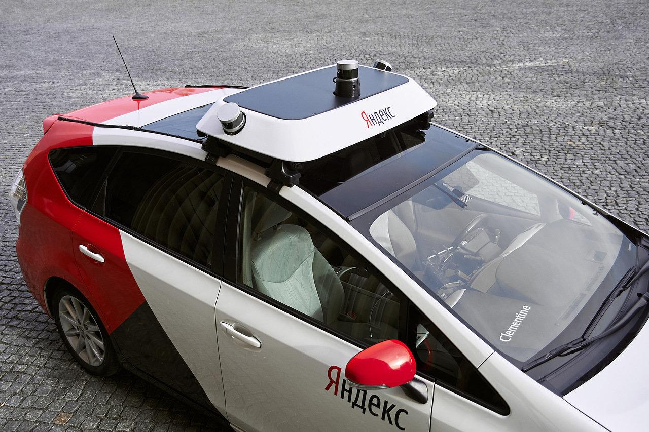 «Яндекс» будет готов начать массовые перевозки пассажиров на беспилотных авто в 2023 году