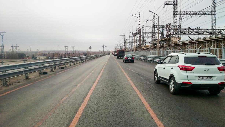 Ремонт мостового комплекса Волжской ГЭС завершат осенью 2021 года