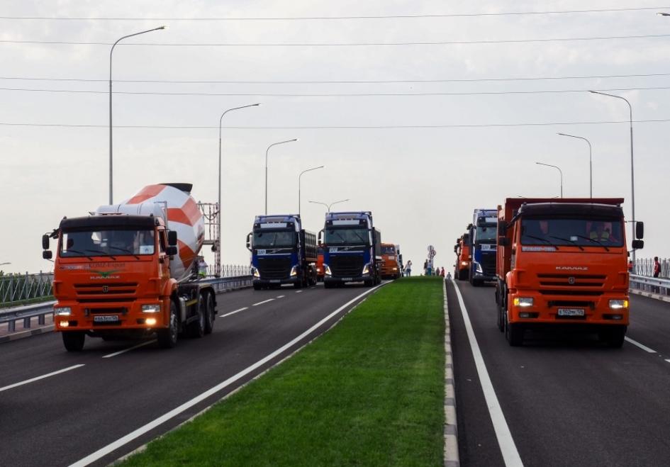 В Невинномысске Ставропольского края реконструировали путепровод