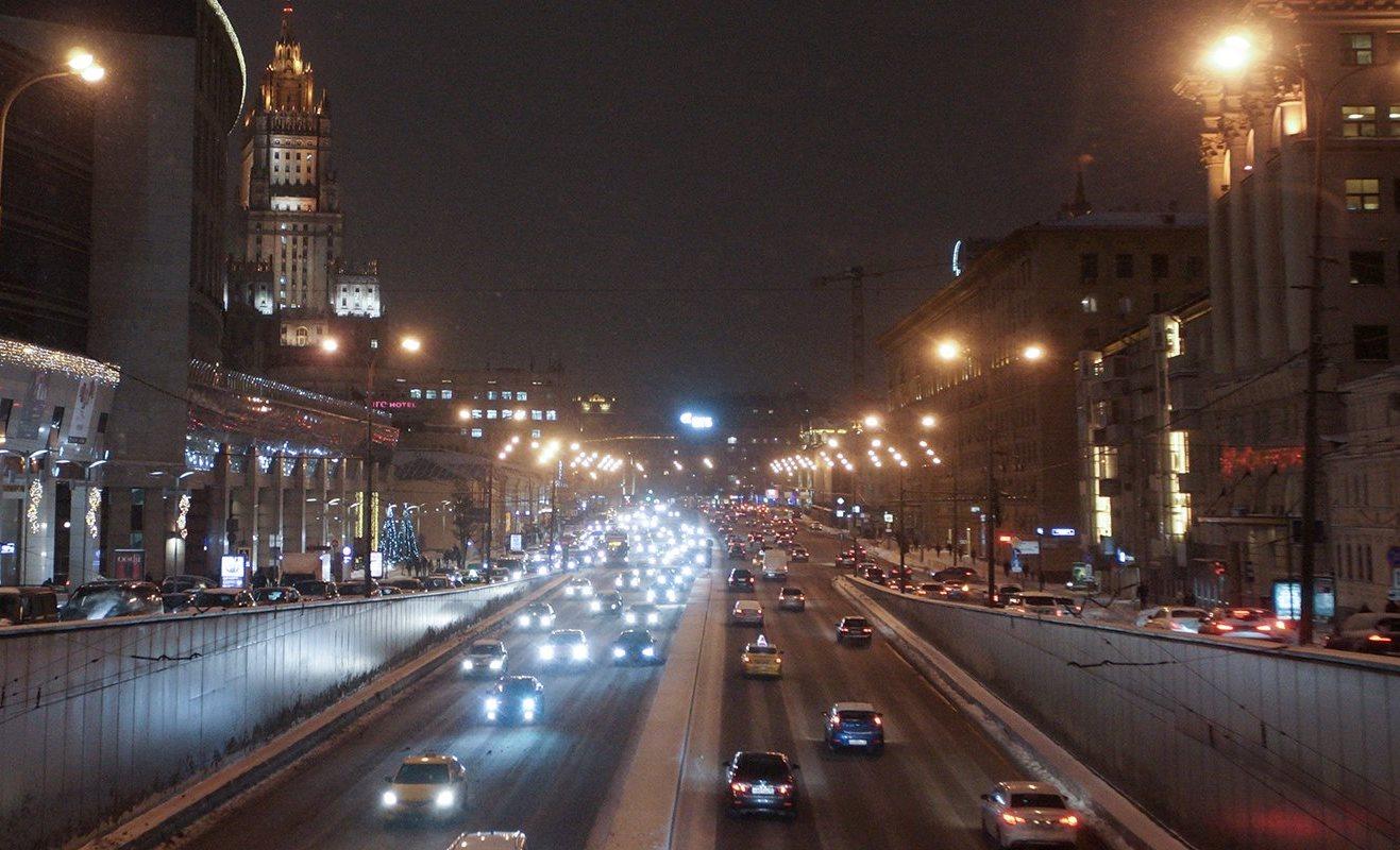 Мэр Москвы подготовил законопроекты против шумных автомобилистов