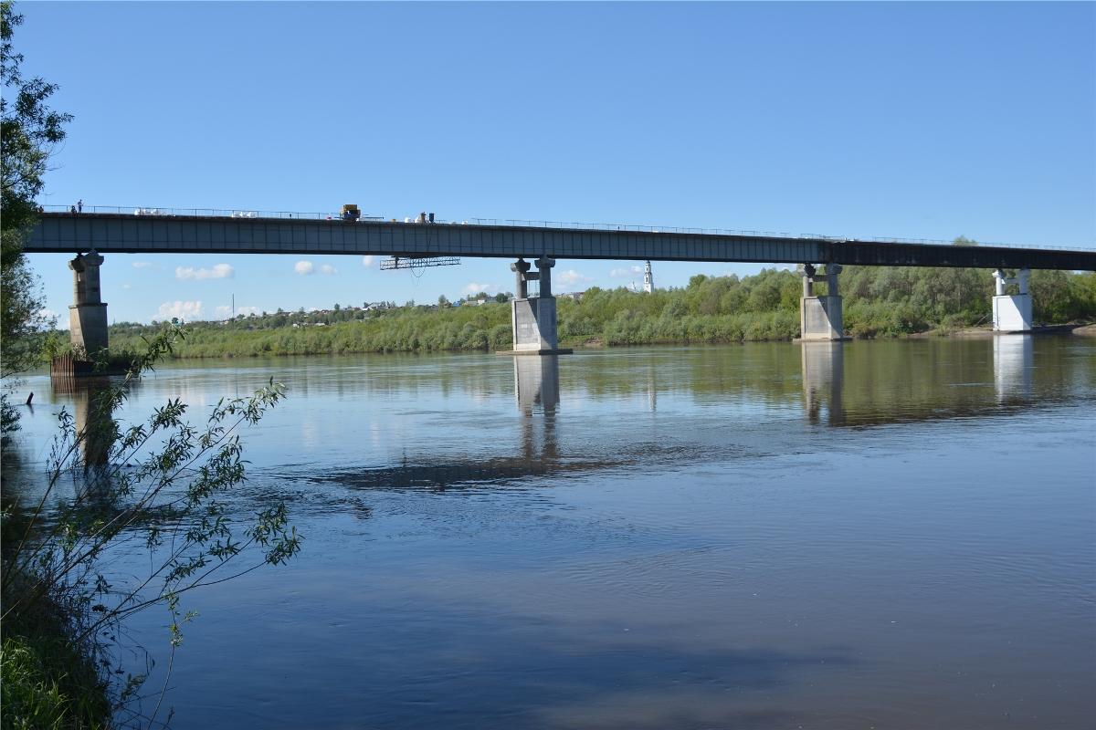 В Чувашии отремонтируют три аварийных моста и путепровод