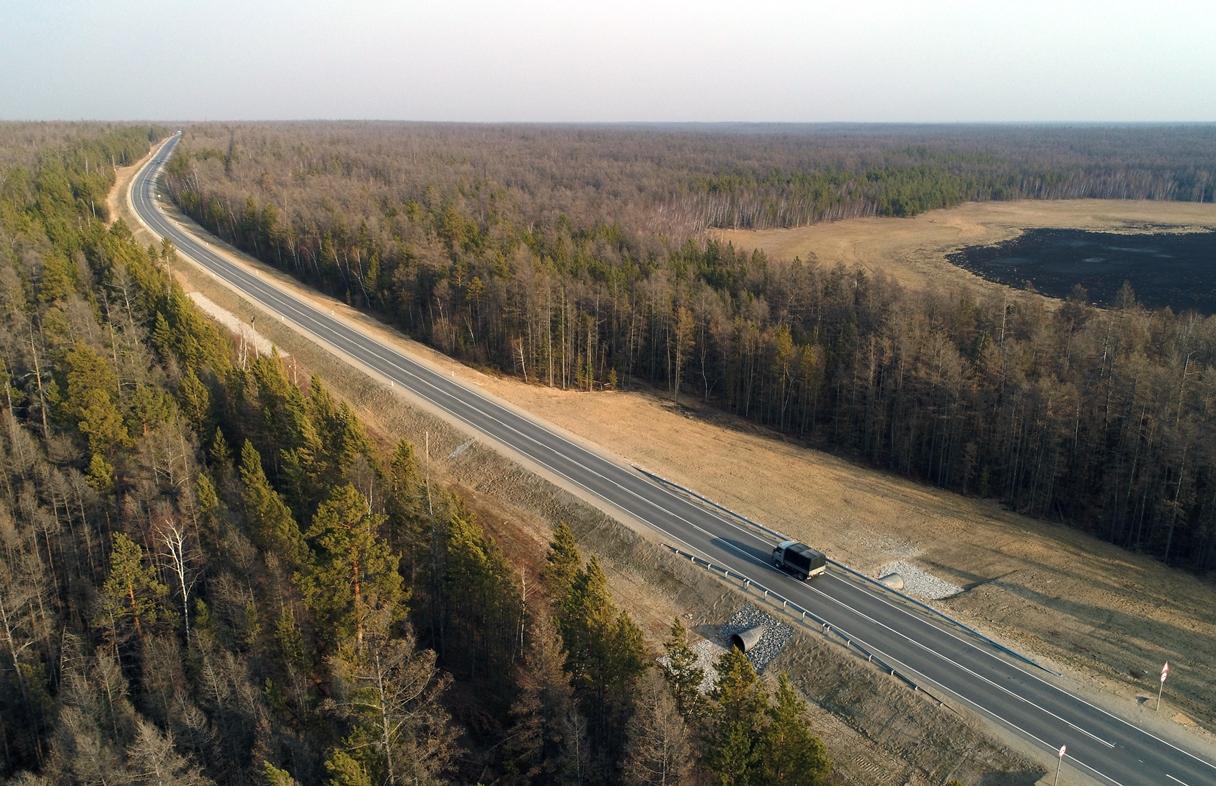 В Якутии отремонтируют более 100 км трасс «Колыма» и «Вилюй»