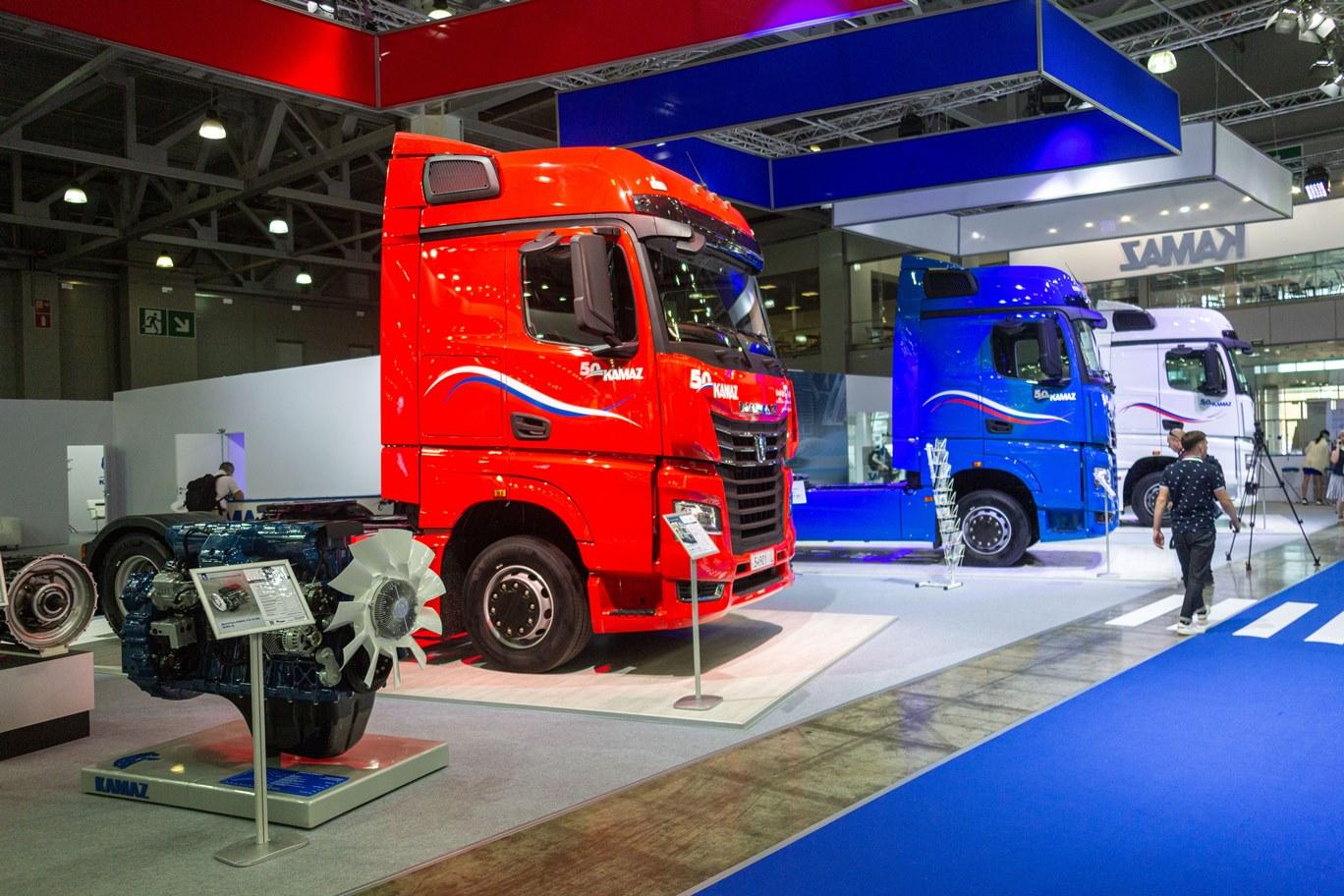 Новые грузовики в течение года подорожали на 8,5%