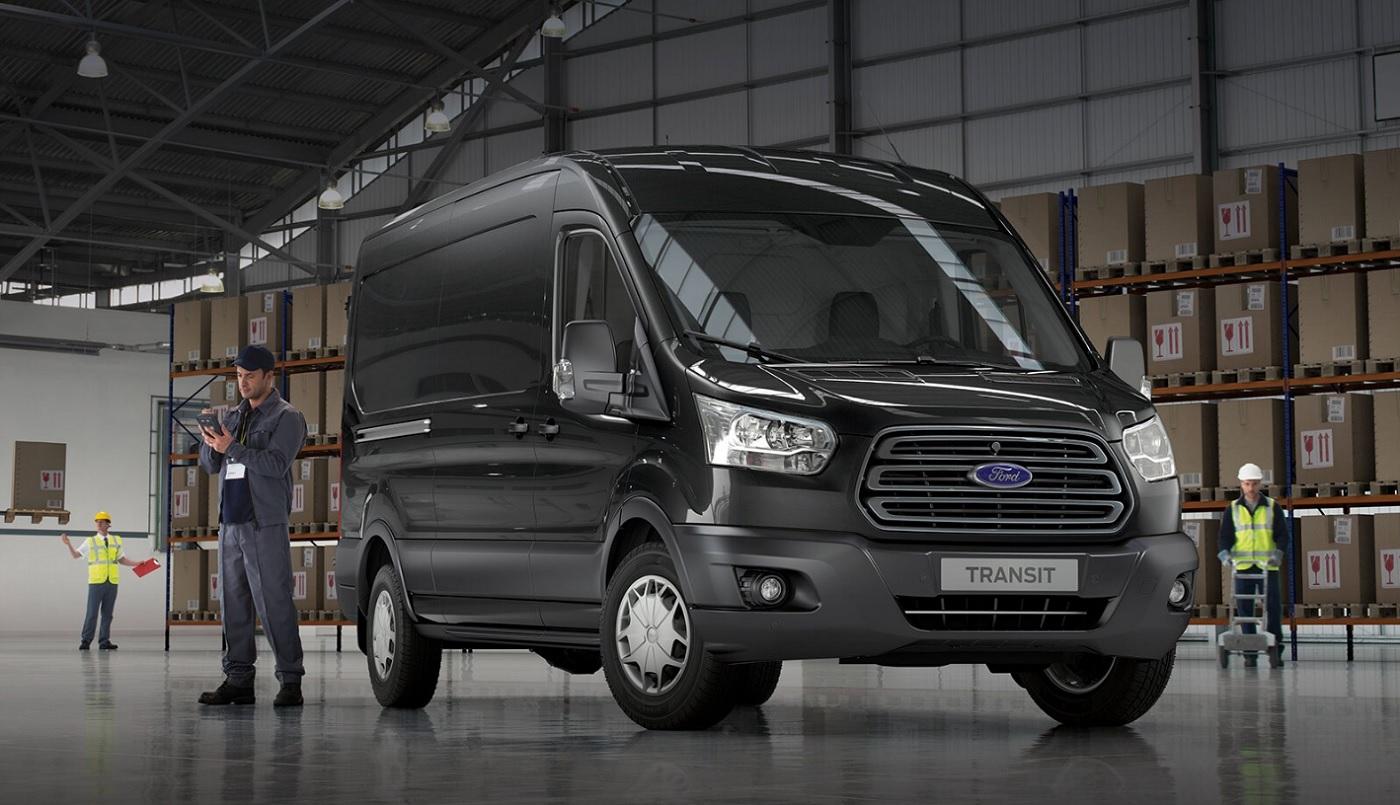 В Татарстане запущено производство обновленного фургона Ford Transit