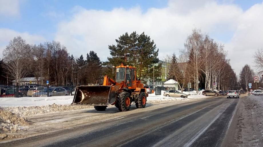 В Кемерове «просушка» дорог начнется с 5 апреля