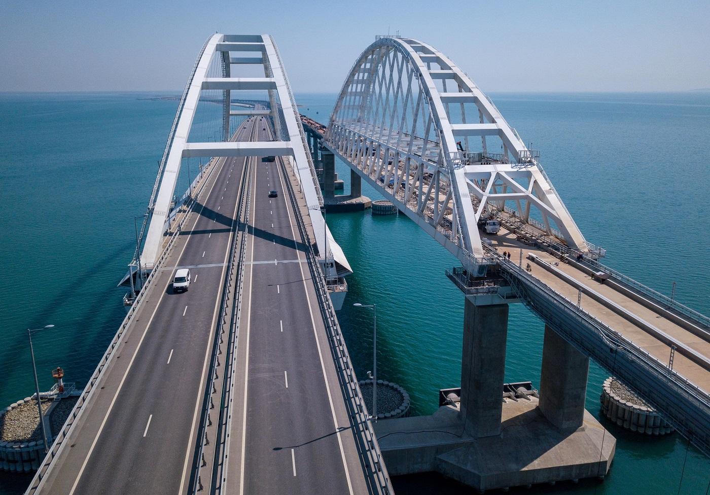 Транспортные магистрали к Крымскому мосту проложат в Краснодарском крае