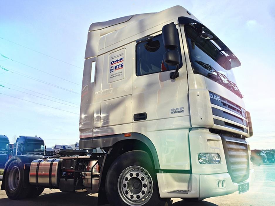В январе продажи грузовиков увеличились сразу на 19%