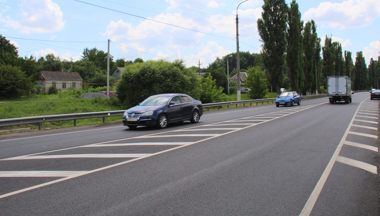 В Белгородской области осветят участок трассы М-2 «Крым»