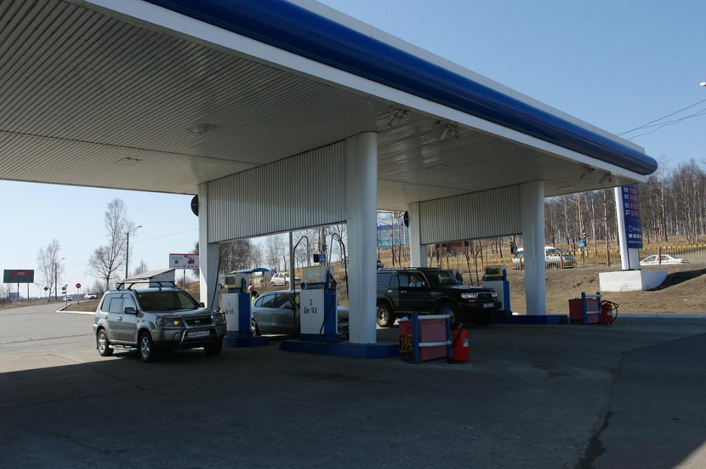 Росстандарт: Качество топлива не соответствует нормам на 8,8% АЗС