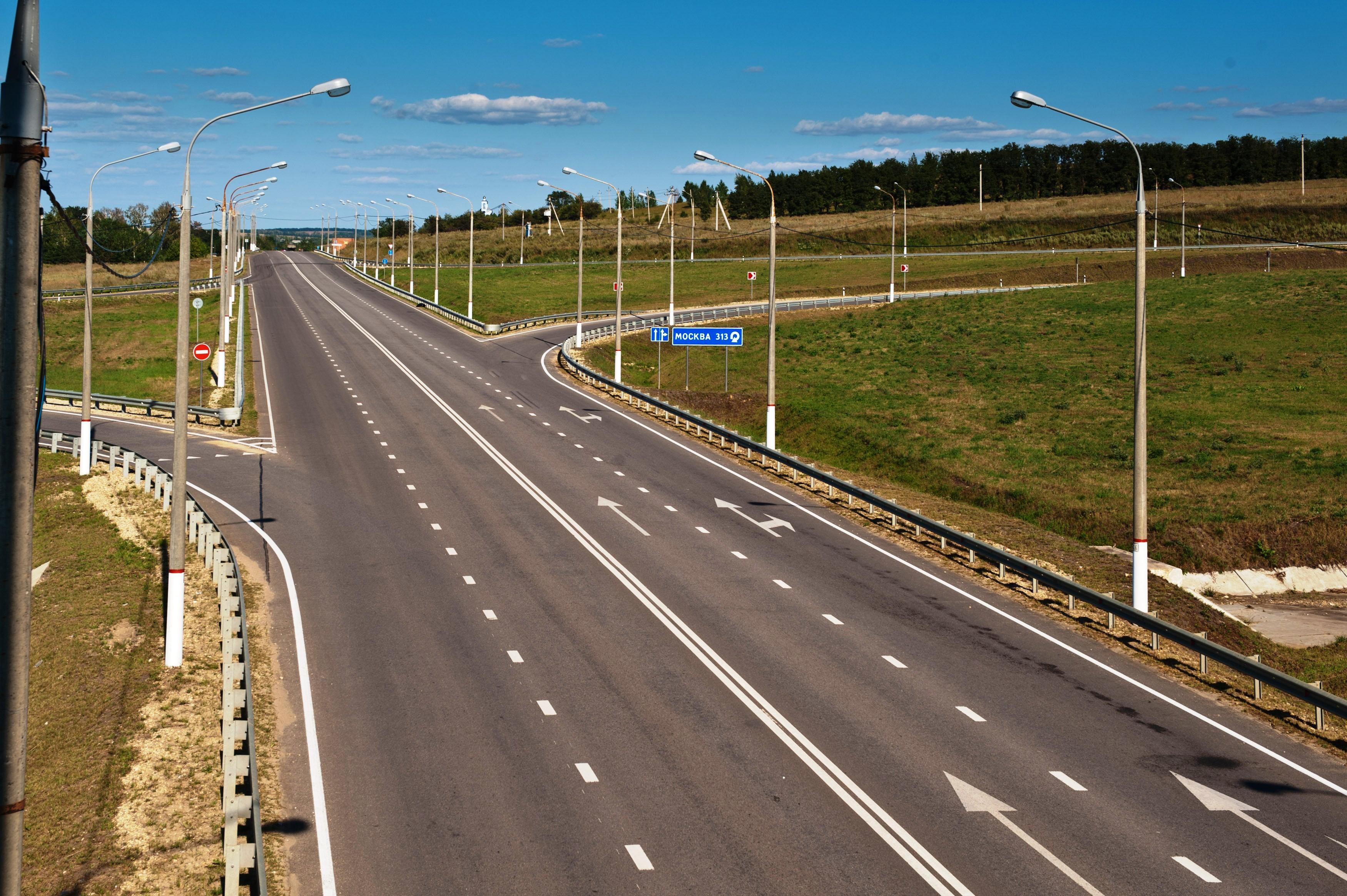 «Автодор» отремонтирует более 100 км трассы М-4 «Дон» в 2020 году