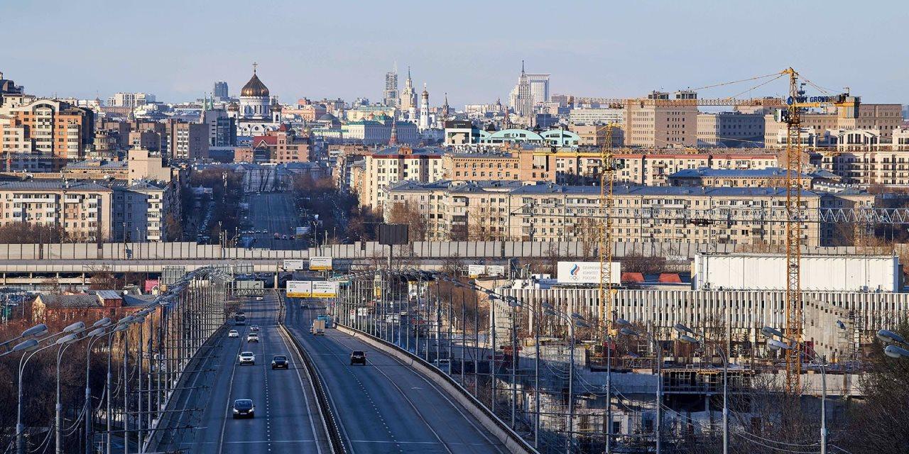 Москва готова участвовать в эксперименте по электронным водительским удостоверениям