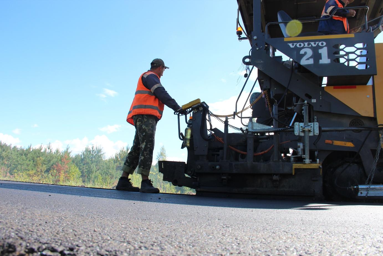 Объем дорожных работ по новым технологиям в Псковской области вырастет втрое