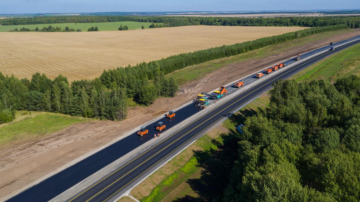 100 мостов и 600 км федеральных дорог будут отремонтированы за счет средств «Платона», собранных в 2020-2022 годах