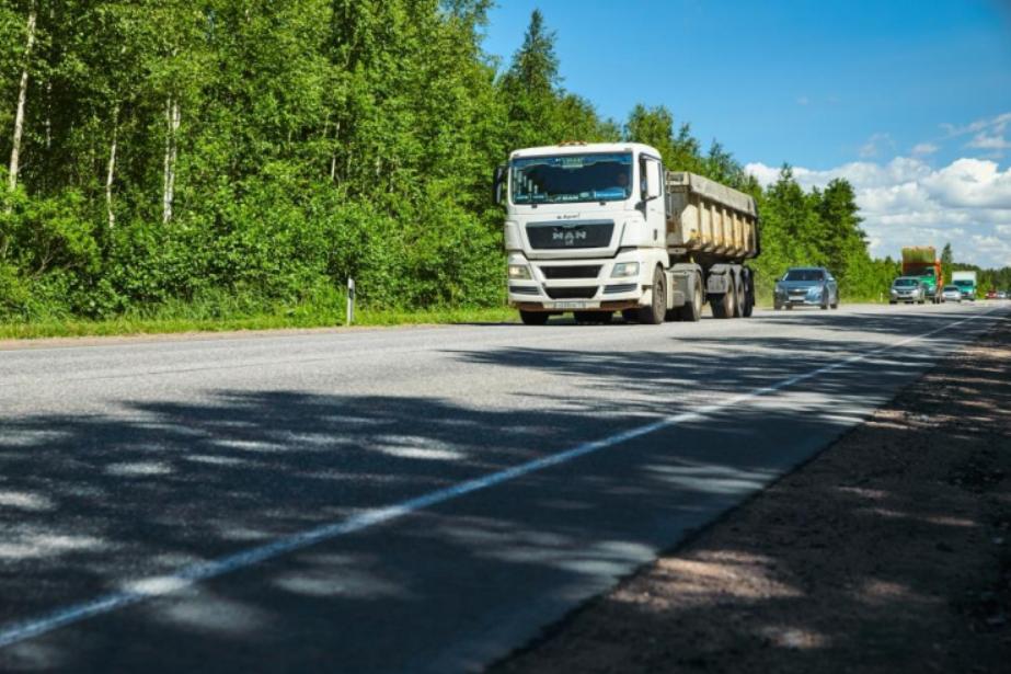 Точные места установки автоматических постов весового контроля в Ленинградской области