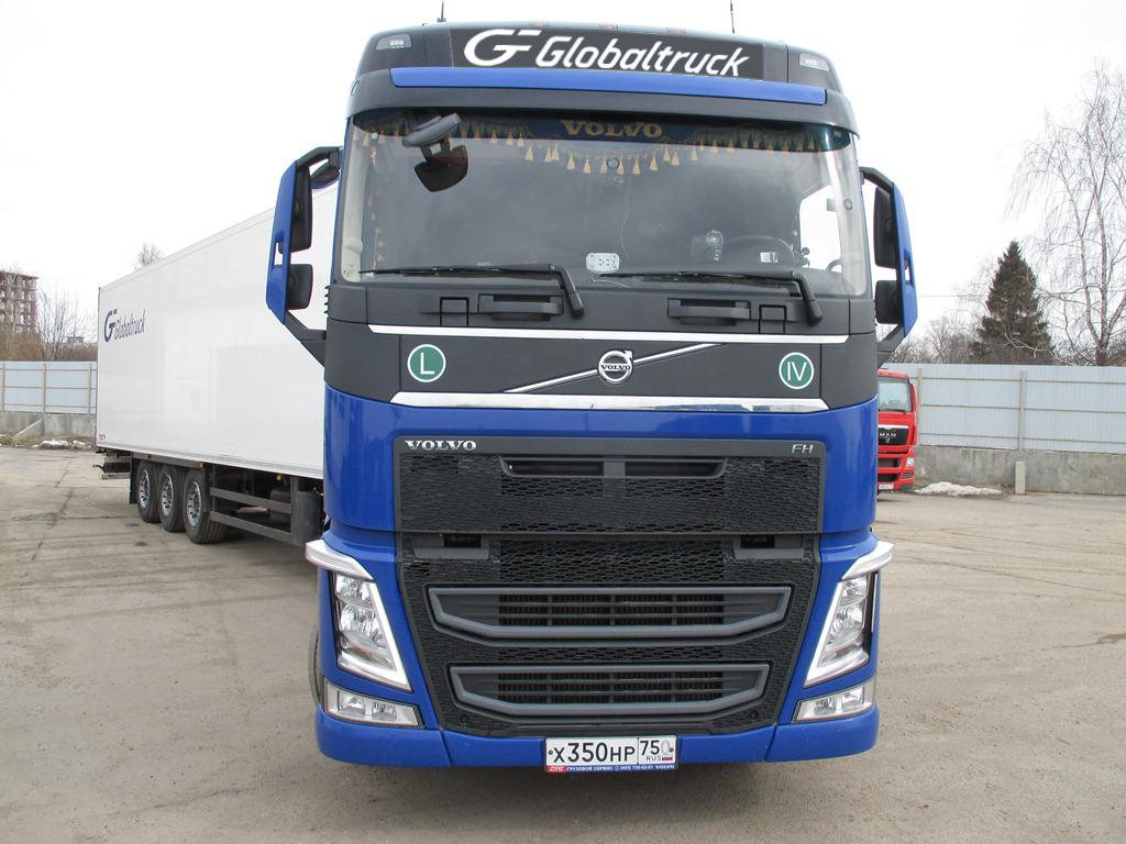 Globaltruck начнет поэтапный переход с дизельных тягачей на газовые