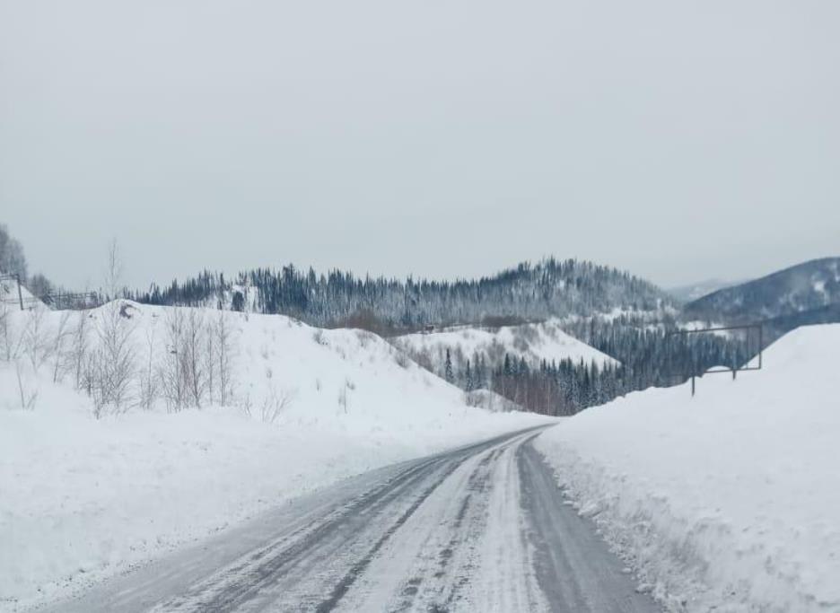 В Хакасии к «просушке» дорог приступят с 10 апреля