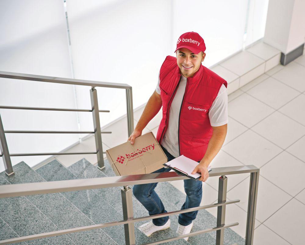 Boxberry запустила бесконтактную курьерскую доставку