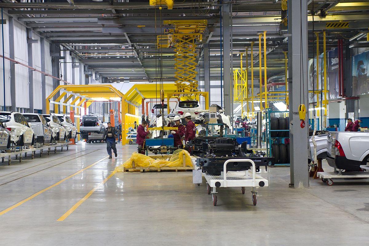 Правительство выделило 25 млрд. рублей на поддержку автомобильной промышленности