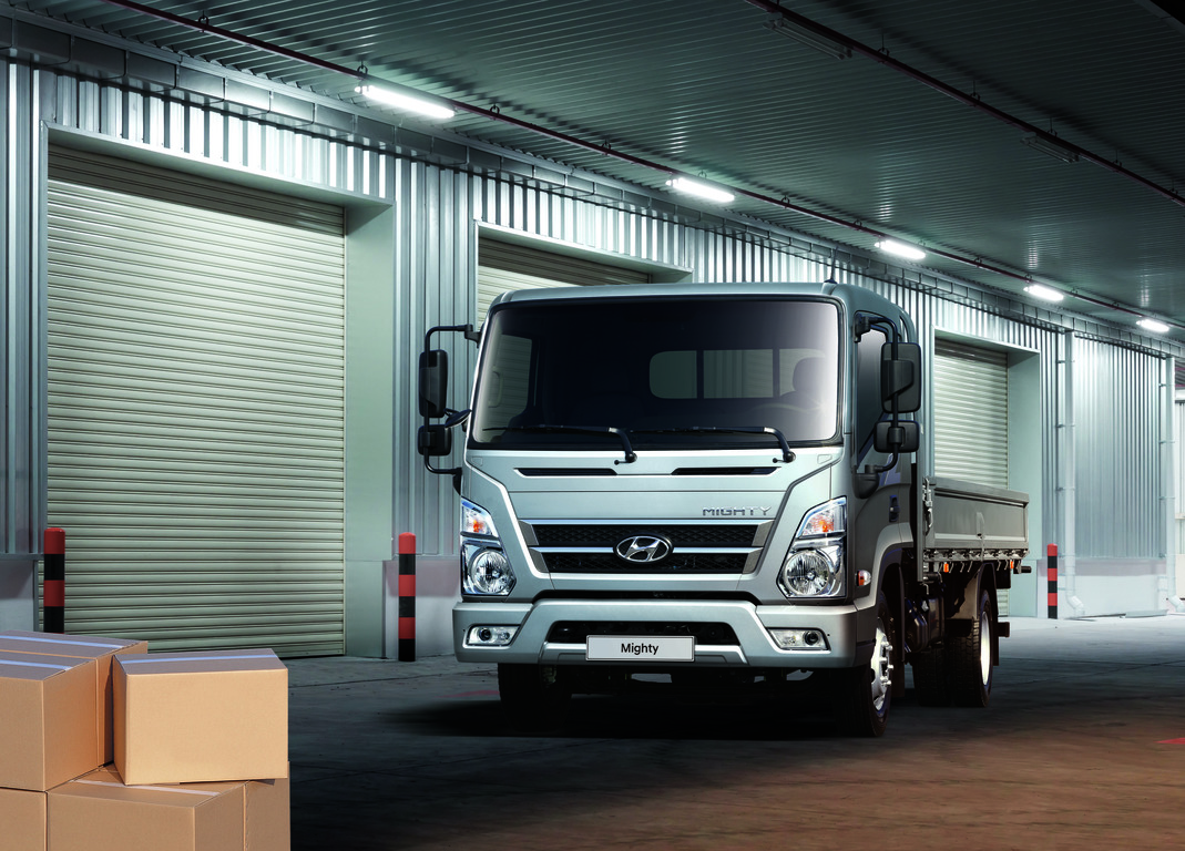 Hyundai продлевает гарантию на коммерческие автомобили