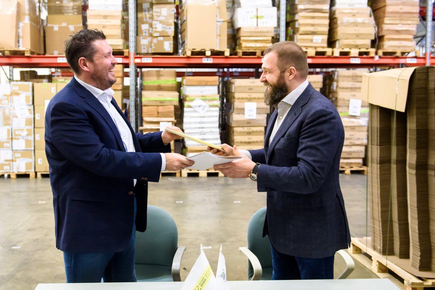 BMJ-logistics стала партнером оператора системы маркировки