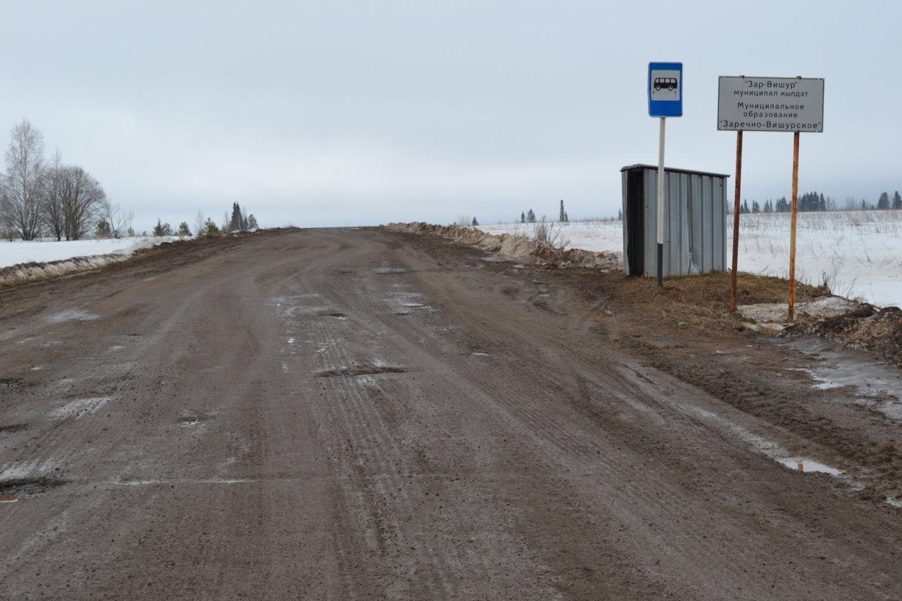 Движение грузовиков в Удмуртии ограничат с 5 апреля