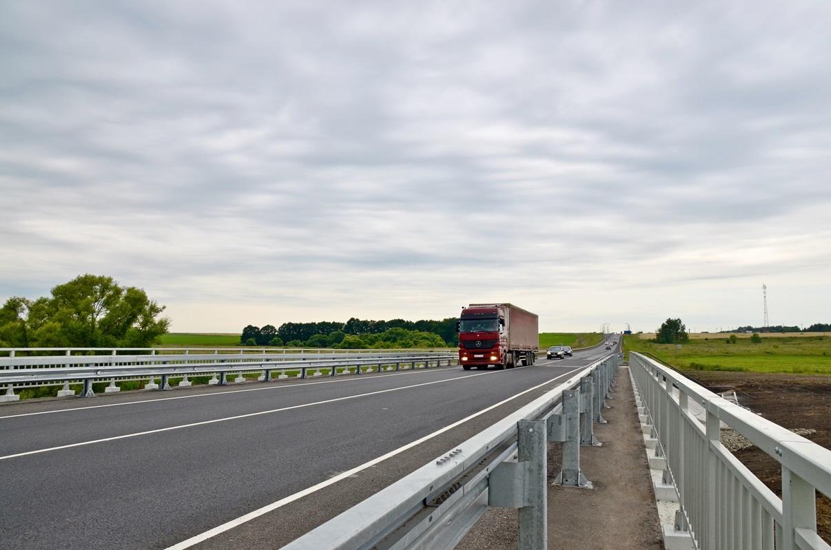 В 2020 году на федеральных трассах отремонтировали почти 160 мостов