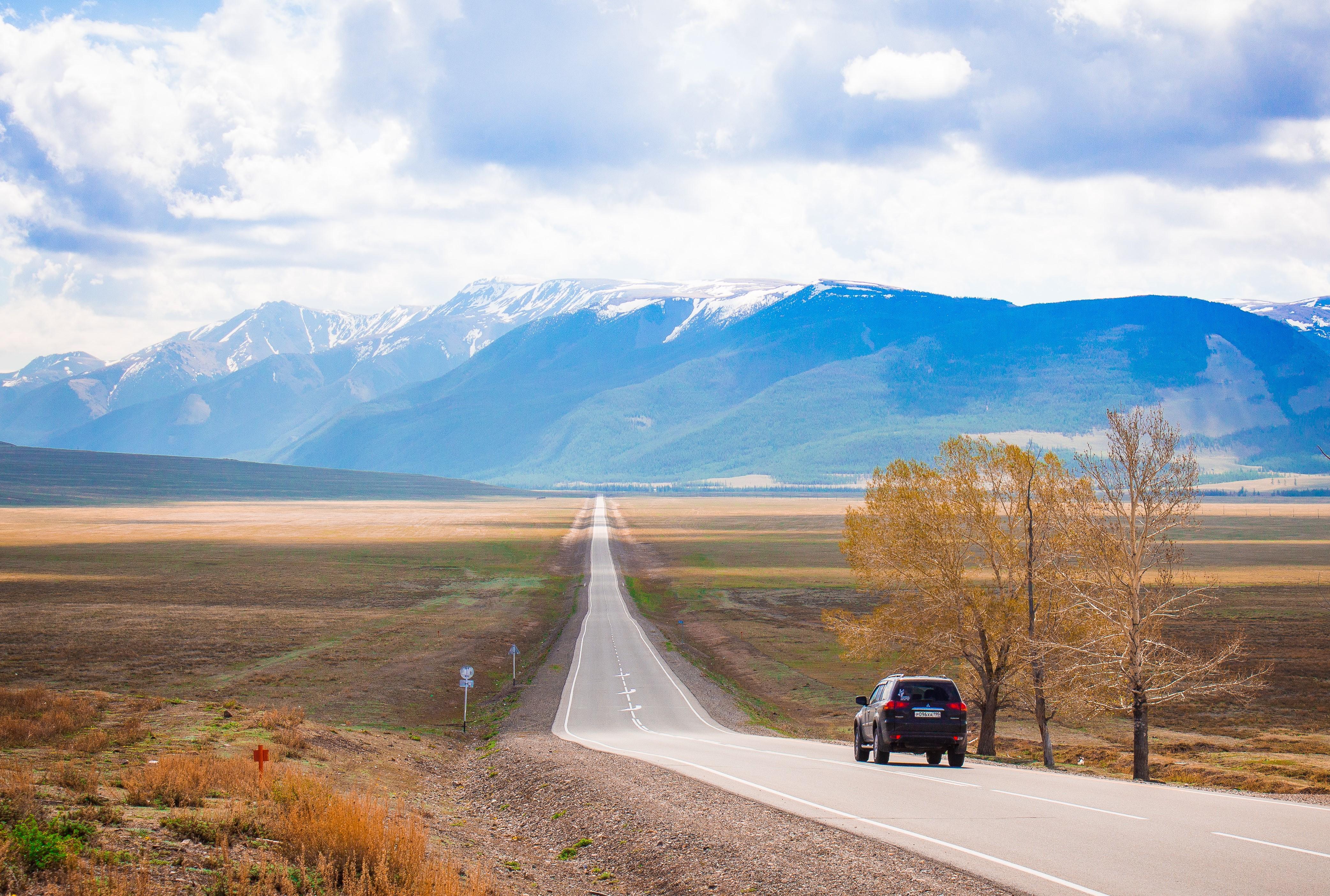 Чуйский тракт в Алтайском крае обеспечат мобильной связью на 100% к 2021 году