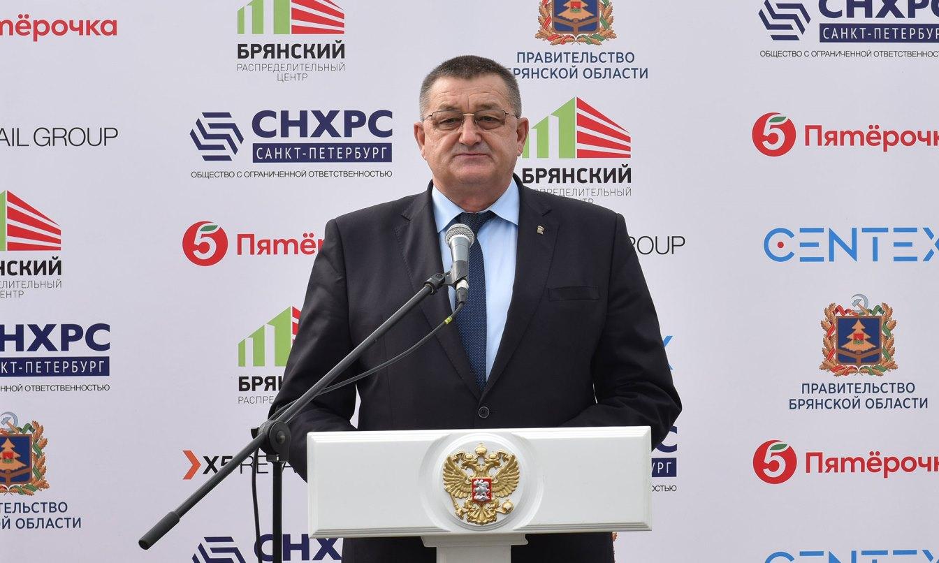 X5 Retail Group построит распределительный центр под Брянском