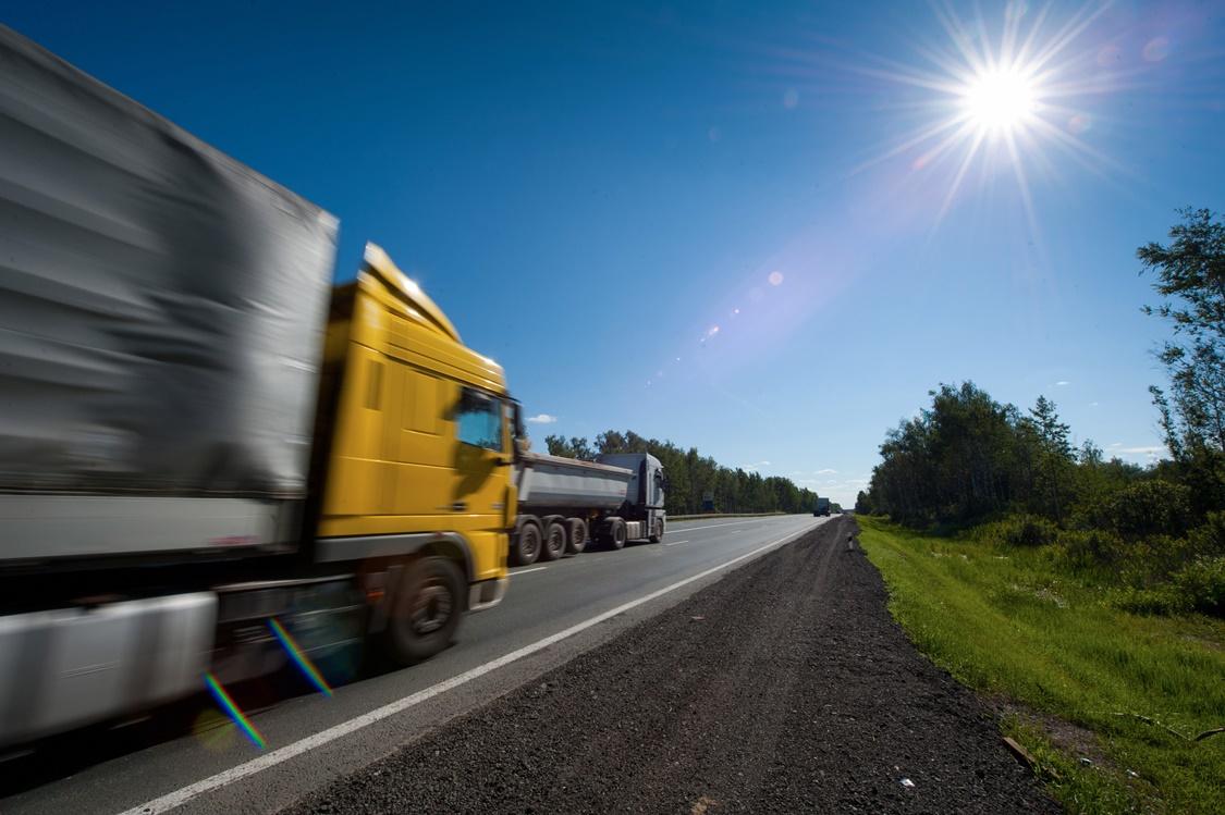 «Безбумажные» автомобильные грузоперевозки станут доступны в 2021 году