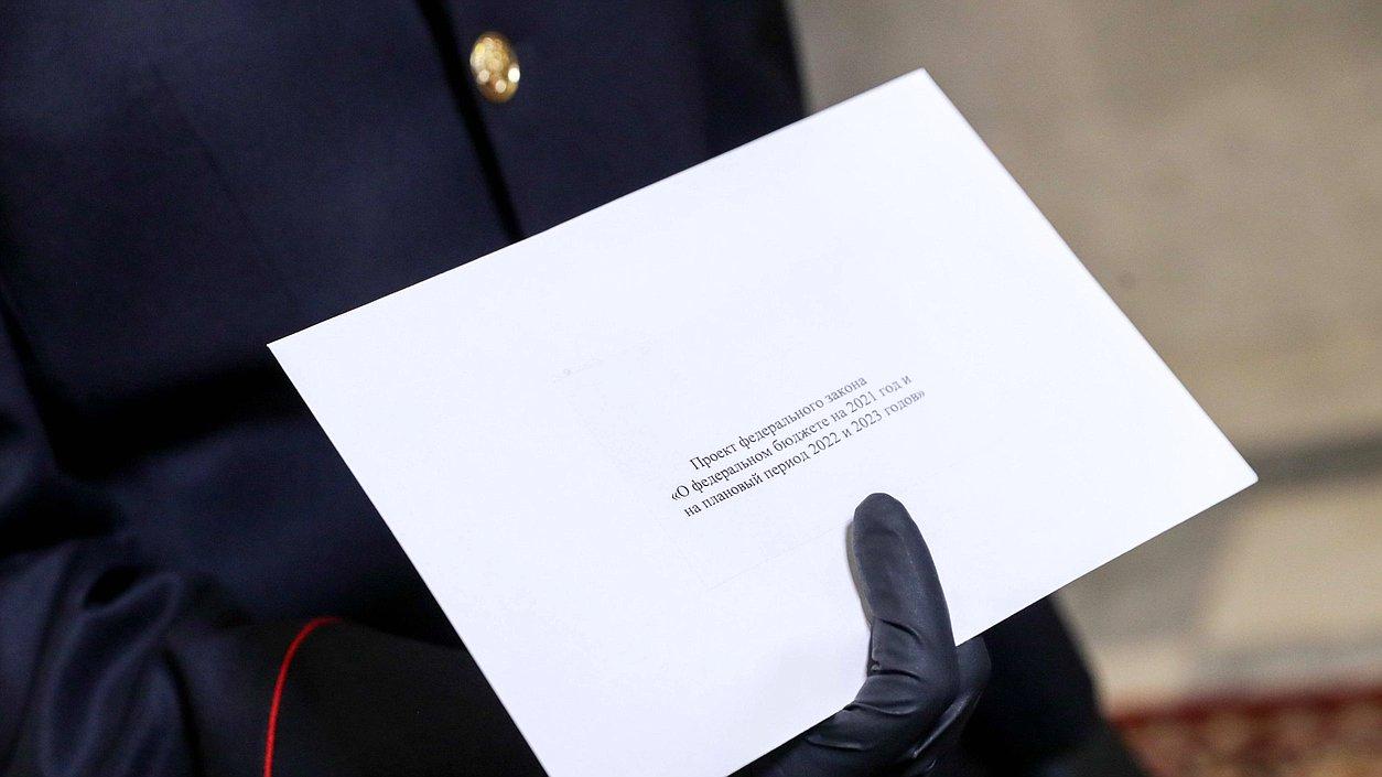 Государственная Дума приняла федеральный бюджет на 2021 год