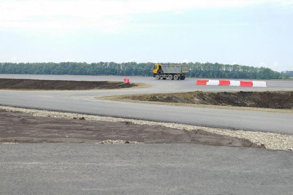 К 2023 году трассу «Краснодар-Ейск» расширят до четырех полос