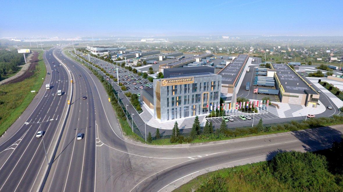 Оптово-распределительный центр в Свердловской области построят к 2022 году