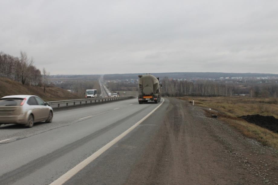 В Уфе отменили весенние ограничения на въезд грузовиков