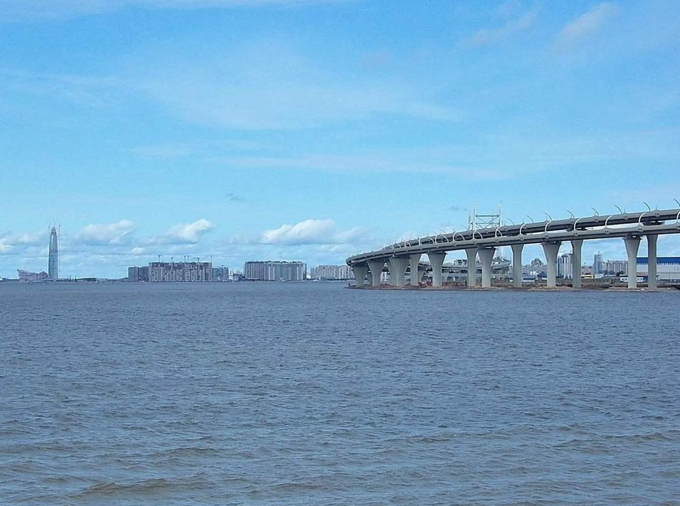 Одобрен проект строительства Широтной магистрали в Санкт-Петербурге