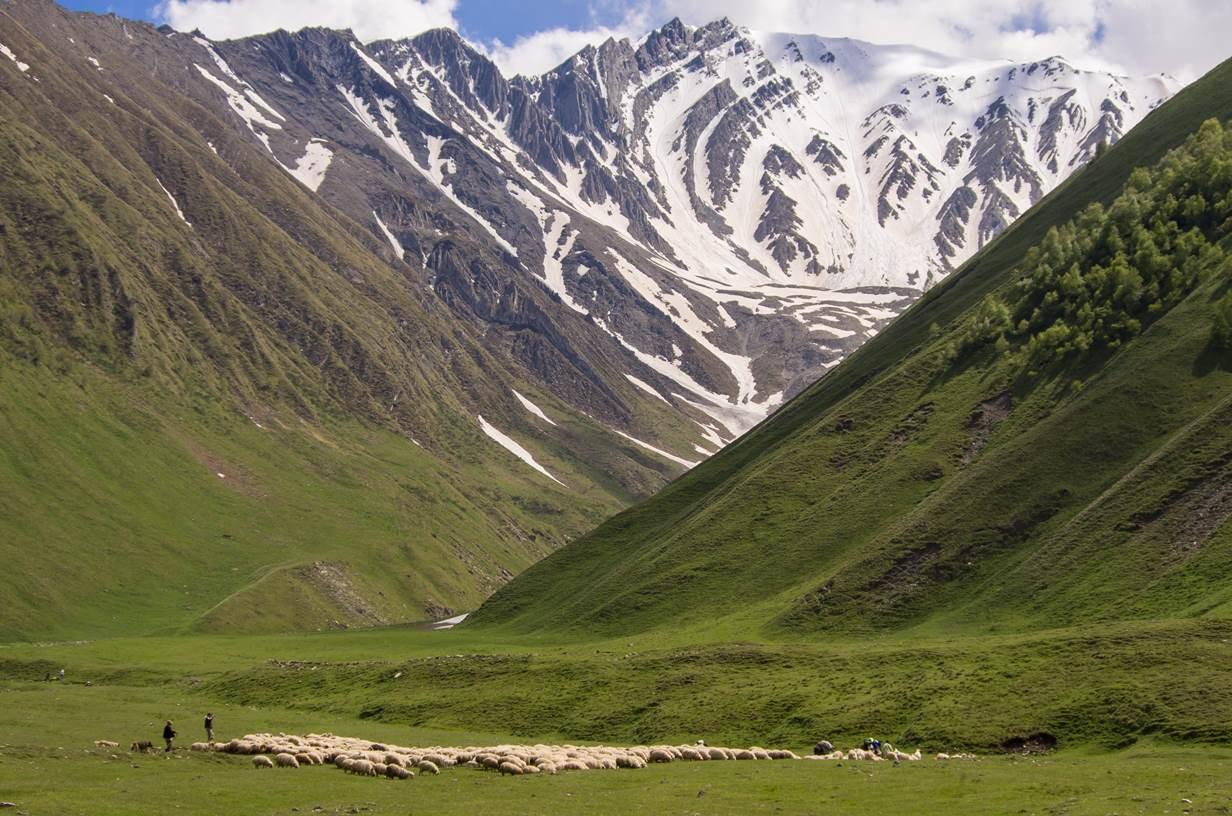 Экстремальная Россия: особенности грузоперевозок на Северный Кавказ