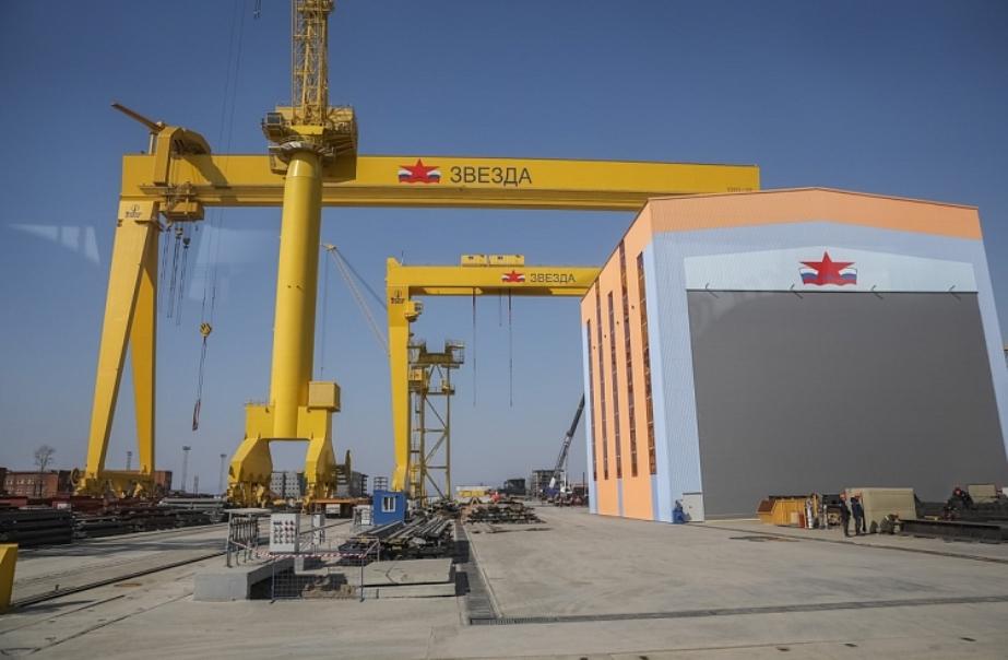 Промышленный парк «Большой Камень» включили в состав ТОР