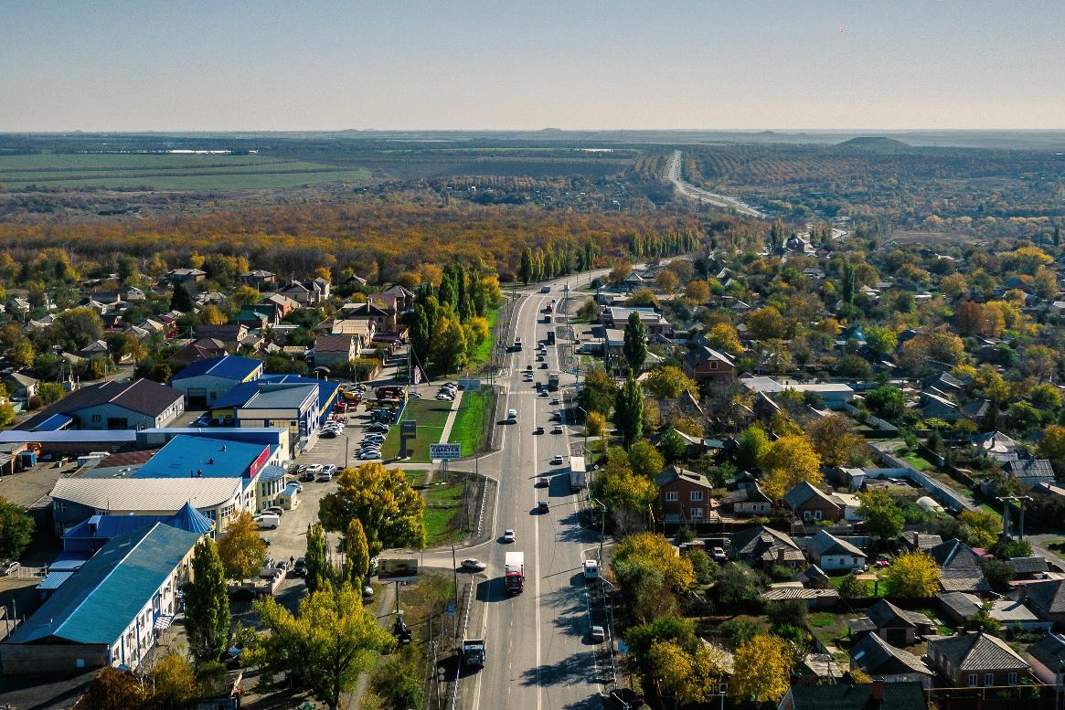 В Ростовской области отремонтировали около 60 км федеральных трасс