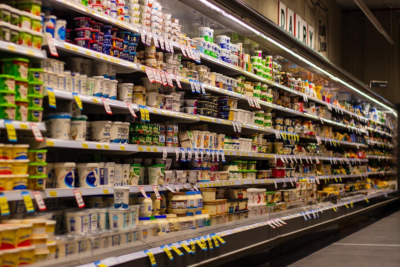 Перевозку товаров бытовой химии транспортом, предназначенным для перевозки продуктов, запретят