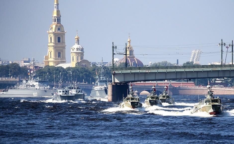 25 и 28 июля Западный скоростной диаметр в Санкт-Петербурге будет частично бесплатным
