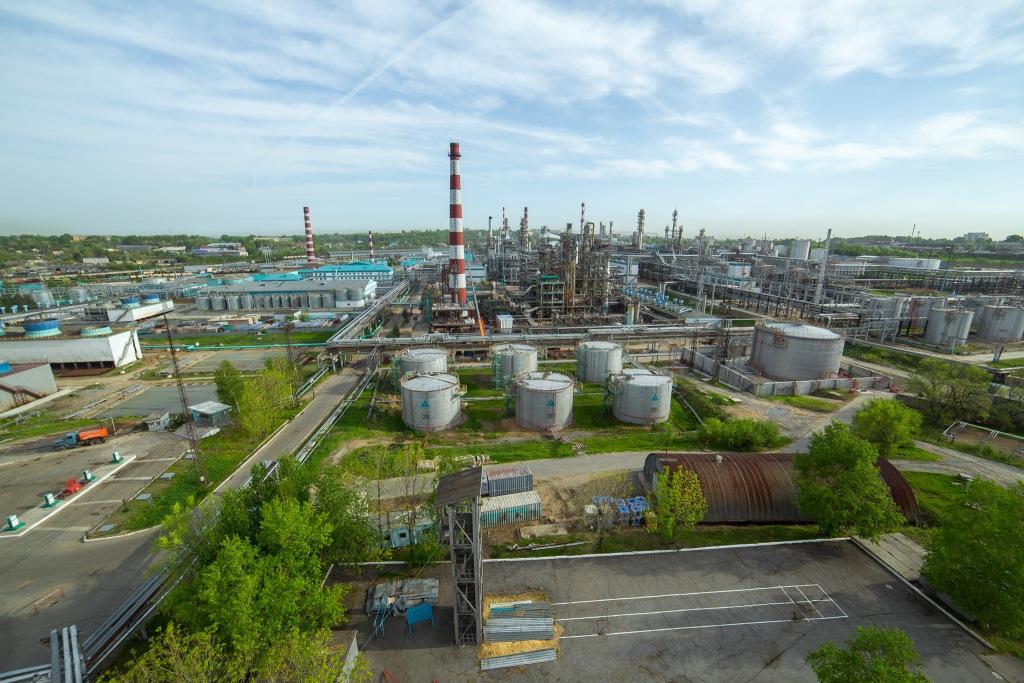 В апреле снова проведут плановый ремонт на Хабаровском НПЗ
