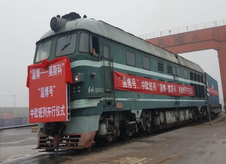 В декабре отправится первый прямой поезд из Китая в Ульяновск