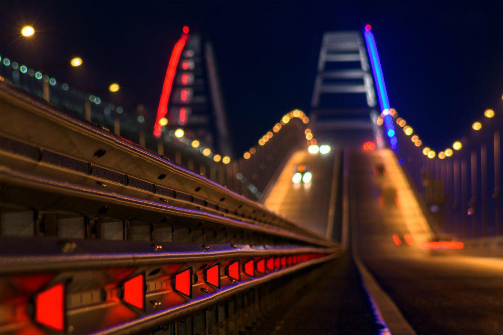 Заключен государственный контракт на первый этап строительства новой трассы к Крымскому мосту