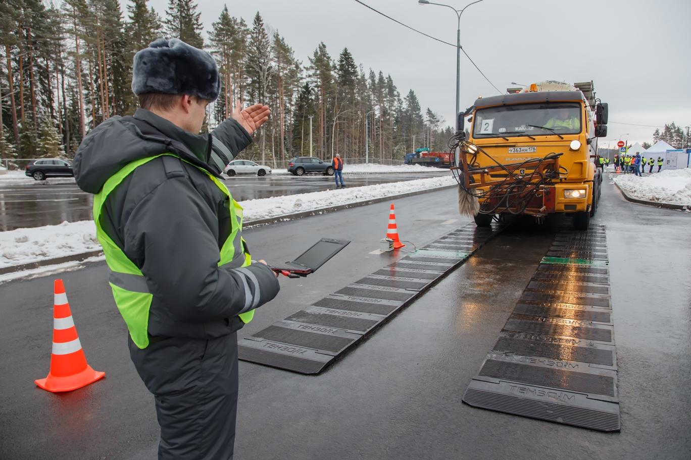 Аудит недели: с грузоперевозчиков недовзимали 47 млрд. рублей