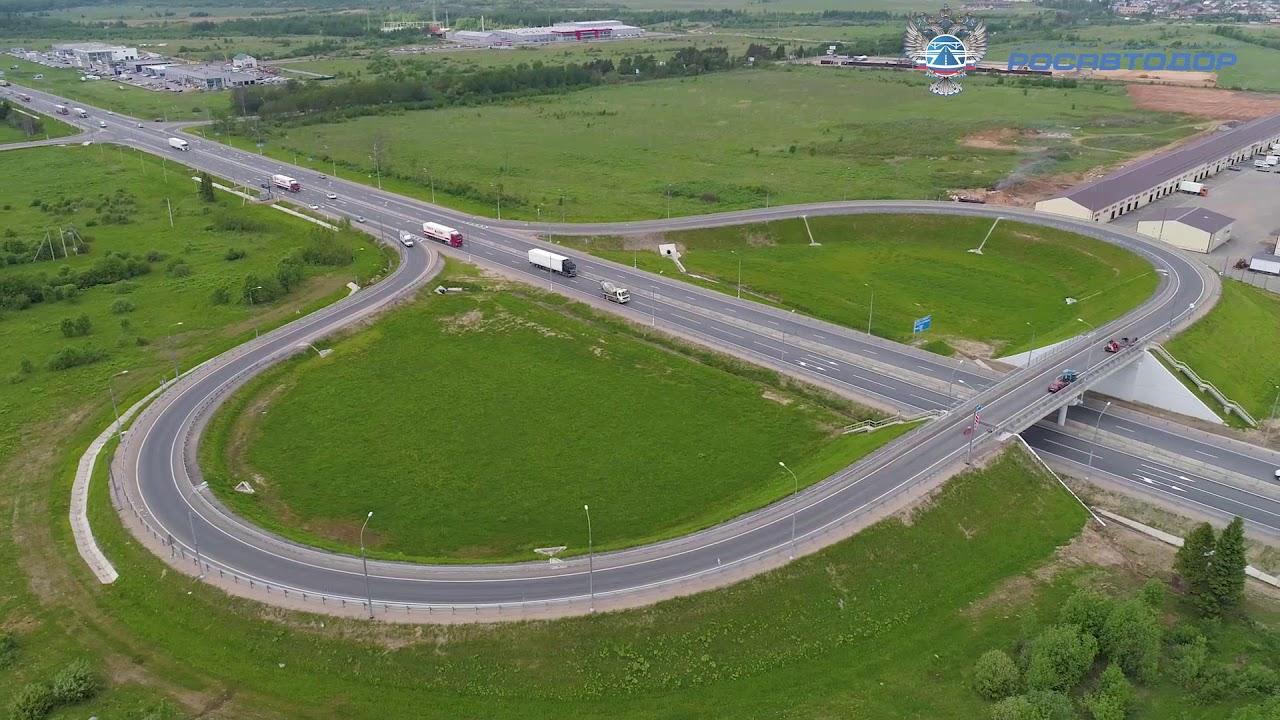 Строительство обхода Твери на М-11 стоит более 60 млрд. рублей