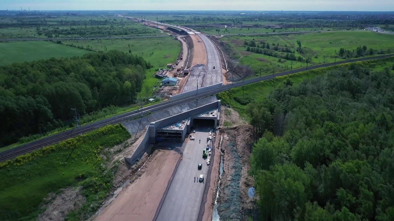 Для того чтобы построить VIII участок М-11 «Москва-Санкт-Петербург» в срок, потребуется ускорение